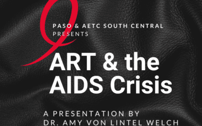 Art and the AIDS Crisis: Online Learning Event